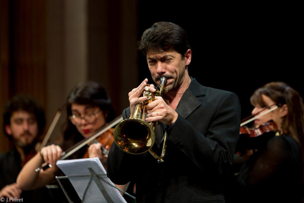 Alejandro Sandler, trompettiste